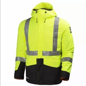 New Helly Hansen safety jacket HV OSLO H2 flow cis